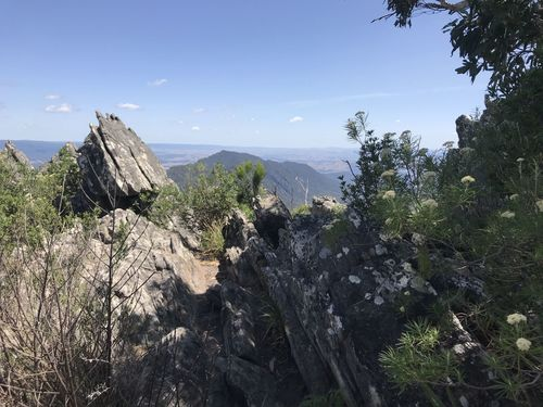 Cathedral Range State Park