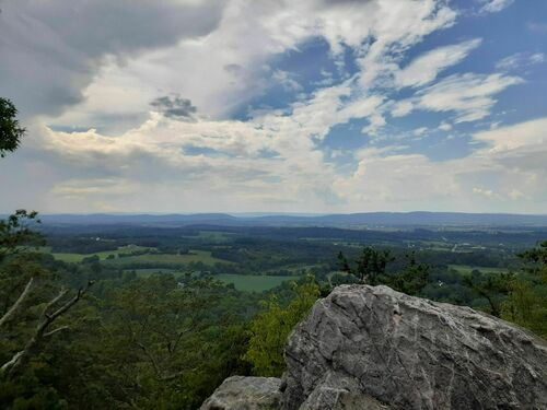 Sugarloaf Mountain and Northern Peaks Trail