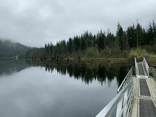 Buntzen Lake Recreational Area